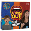 Hasbro C31451020 Speak Out Kids Vs Parents Game