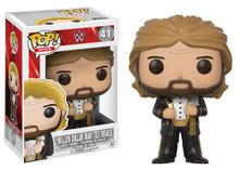 """The Million Dollar Man"" Ted DiBiase (WWE) Old School Funko Pop! Vinyl Figure"
