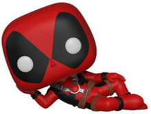 Deadpool: Deadpool Parody - Stylized Vinyl Figure + Pop Protector