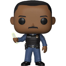 Daryl Ward (Bright) Chase with Wand Funko Pop! Vinyl Figure + Pop Protector