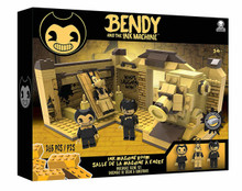 Basic Fun! 16720 Bendy Scene Set