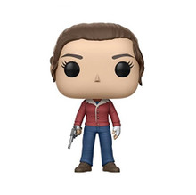 Funko POP! Stranger Things S2 - Nancy with Gun #514 Vinyl Figure + Pop Protector