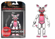 Funko Articulated Action Figure Five Nights At Freddy's Funtime Foxy 5""