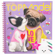 Create Your TOPModel Doggy Book by Depesche