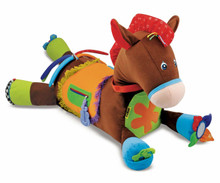 Melissa and Doug Giddy-Up & Play Activity Toy - 19222