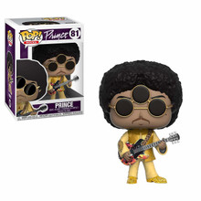 POP Rocks : Prince 3rd Eye Girl #81 Vinyl Figure + Pop Protector