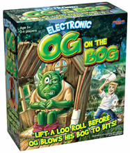 Electronic Og on the Bog Board Game