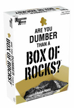 Are You Dumber Than a Box of Rocks Trivia Race Game