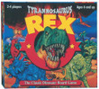Tyrannosaurus Rex Race & Chase Board Game