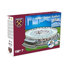 West Ham Utd London Stadium 3D jigsaw puzzle
