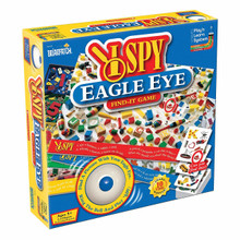 University Games 06120 I Spy Eagle Eye Game, Multi