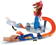 HotWheels DWL04 Dragon Blast Playset