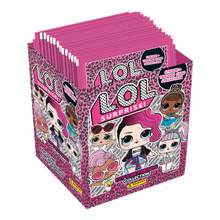 LOL Surprise Sticker Collection: Let's Be Friends - Sticker Pack Box (50 Packs)