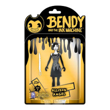 Bendy And The Ink Machine Action Figure (Allison Angel)