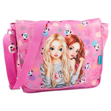 TOP Model Shoulder Bag Panda Pink