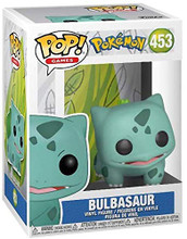 Funko Pop! 453 Games - Pokemon - Bulbasaur vinyl figure + Pop Protector