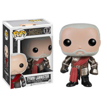 Funko Pop! Game of Thrones Tywin Lannister (Gold Armour) #17 Pop + Pop Protector