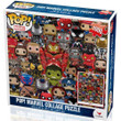 Marvel Funko Pop collage 1000 jigsaw puzzle