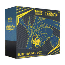 POK82584 TCG: Sun and Moon 11 Unified Minds Elite Trainer Box, Mixed Colours
