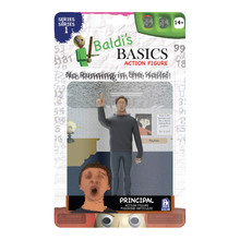 Baldi's Basics - Principal Action Figure