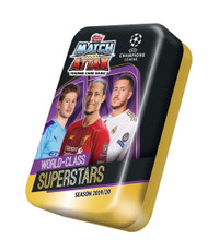 Topps Match Attax 2019/20 Trading Card Mega Tin
