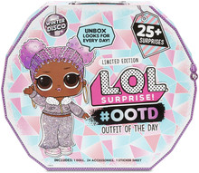 L.O.L. Surprise! #OOTD (Outfit of The Day) Winter Disco