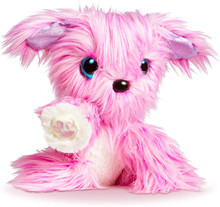Scruff-a-Luvs Families - Rescue Pet Soft Toy - Cat or Dog, Purple or Coral