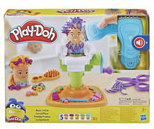 Play-Doh Buzz 'n Cut Fuzzy Pumper Barber Shop Toy