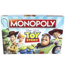 Hasbro Monopoly Toy Story Board Game Family Fun and Kids Toy Ages 8+