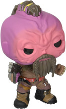 POP Movies Guardians of the Galaxy Vol 2 #206 Taserface Vinyl + Pop protector