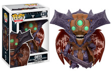 FUNKO POP 20366 Pop Vinyl Games Destiny Oryx + Pop Protector