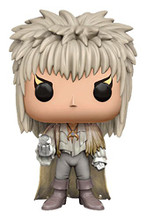 Labyrinth - Jareth With Orb Us Exclusive Pop! Vinyl Figure New Funko + Protector