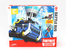 Fortnite Royale Collection Battle Bus and 2 Exclusive Figures Funk Ops