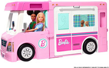 Barbie 3-in-1 Dream Camper Van and Accessories
