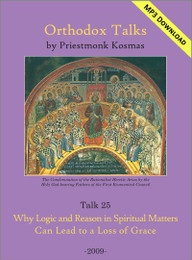 Talk 25: Why Logic and Reason in Spiritual Matters Can Lead to a Loss of Grace