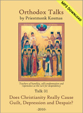 Talk 31: Does Christianity Really Cause Guilt, Depression and Despair?