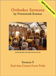 Sermon 05: Zeal that Comes From Pride
