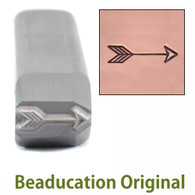 Beaducation Classic Arrow Design Stamp Medium 8.75x2.75mm