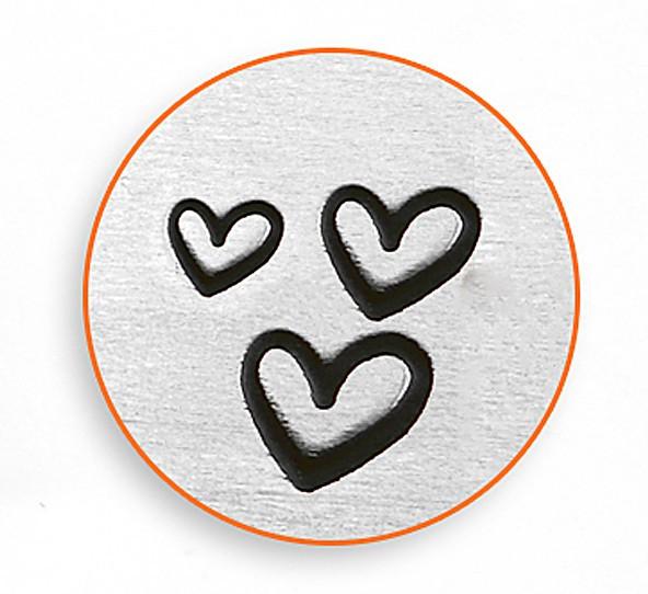 Metal Stamping Shape Symbol Wedding Design Stamps
