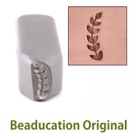 Beaducation Caesar Bracket Border Design Stamp 11.75x4.7mm