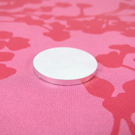 38mm BULK 2mm Circle Disc Tag Stamping Tag Blank - 50pk