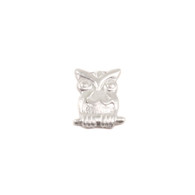 Sterling Silver Solderable Accent  - Owl 24g