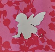 Fairy Aluminium Stamping Blank 5cm