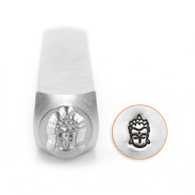 IMPRESSART - Heart Chakra Metal Stamp - 6mm
