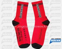Custom Génétik Sports Socks