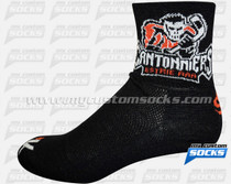 Custom Socks: Cantonniers de Magog Hockey Midget