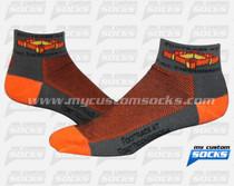 Custom Footrace at Fort Ticonderoga Socks