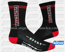 Custom Génétik Sports Socks