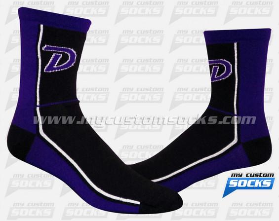 Custom Griffin Cafe Socks