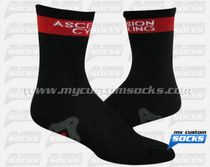Custom Socks: Ascension Cycling Group